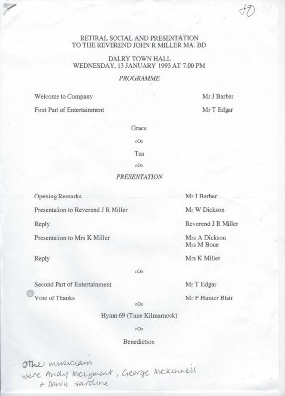 RMC_30 - Programme - Retiral Social & Presentation to Rev. John Miller MA.BD.pdf