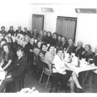 Burns Supper 1971, Guests<br /><br />