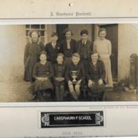 Carsphairn School choir