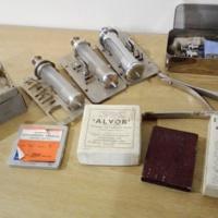 Calf castration equipment
