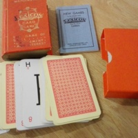 Lexicon card game in box