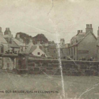 The Old Bridge Dalmellington