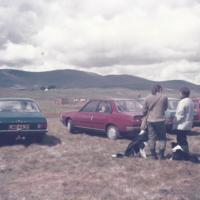 Carsphairn Show – sheep dog trials<br /><br />