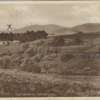 Cairnsmore, Carsphairn (Marscalloch in foreground)
