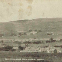 Dalmellington from Cockie Knowe