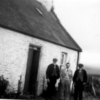 Sam Wilson, Jimmy Thom, Rob Wilson at Bardennoch