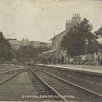 Station Dalmellington