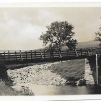 Bridge over Deugh at Bridgend