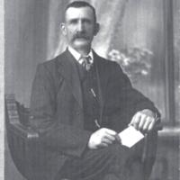George Duncan, keeper, Loch Muick Lodge