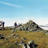 Sponsored walk, Rhinns of Kells