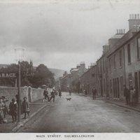 Dalmellington, Main Street