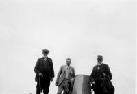 Rob Wilson, Jimmy Thom, Sam Wilson on the Merrick