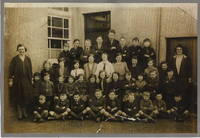 Carsphairn School Group photo 1930