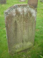 Kirkyard gravestone 27