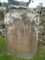 Kirkyard gravestone 28