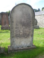 Kirkyard gravestone 7