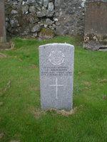 Kirkyard gravestone 20