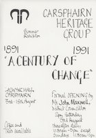 1991 – A Century of Change poster