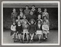 Carsphairn School Photo 1950