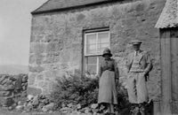 Jessie Wilson and Jimmy Thom at Sheil