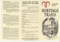 Trail leaflet (post-1992) – Heritage Trails