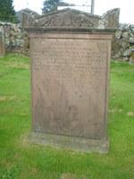 Kirkyard gravestone 19