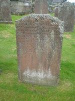 Kirkyard gravestone 32