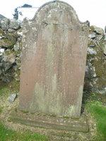 Kirkyard gravestone 21