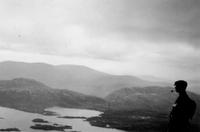 Jimmy Thom at  Loch Enoch