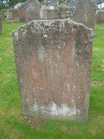 Kirkyard gravestone 37