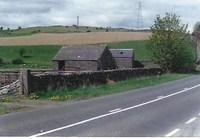 Two existing farm buildings at Carsphad