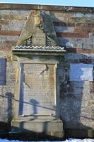 Kirkyard gravestone 46