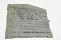 Kirkyard gravestone 207