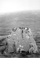 Rob Wilson and Jimmy Thom at the Kirk Stane