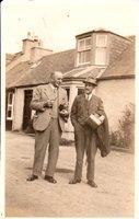 Geordie Reid, Mr Wilson, Schoolhouse