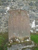 Kirkyard gravestone 14