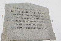 Kirkyard gravestone 206
