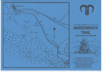 Trail leaflet (post-1992) – 2A. Bardennoch Trail, from Polmaddy to Carsphairn