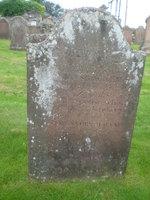 Kirkyard gravestone 38
