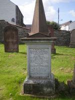 Kirkyard gravestone 8