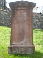 Kirkyard gravestone 6