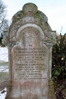 Kirkyard gravestone 181