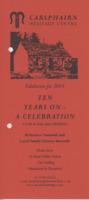 Leaflet for 2003 exhibition