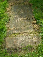 Kirkyard gravestone 17