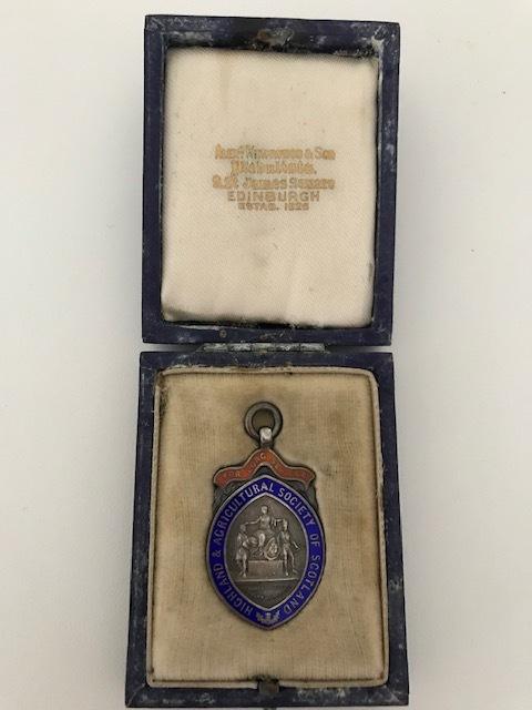RMC_15a Long service medal David Murray 31 years.jpg
