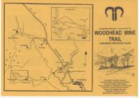 Trail leaflet (post-1992) – 3A. Woodhead Mine Trail, from bridge of Water of Deugh