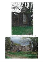 Ruins of Polharrow School near Carsfad
