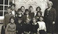 Craigmuie School Group Photo c.1937