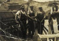 Spoil at Woodhead mine