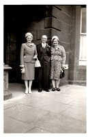 Mr & Mrs George McMillan & Mrs Richardson
